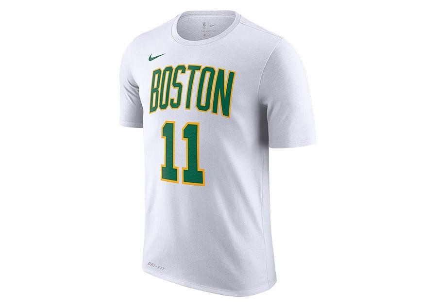 8f1591ca NIKE NBA BOSTON CELTICS KYRIE IRVING DRY TEE WHITE price €32.50    Basketzone.net