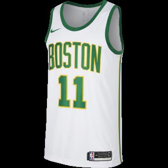 NIKE NBA BOSTON CELTICS KYRIE IRVING SWINGMAN JERSEY