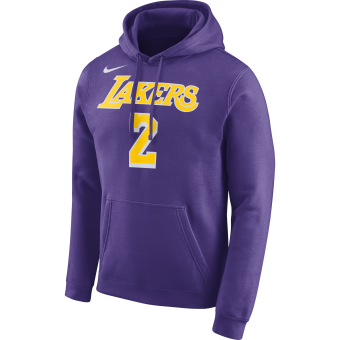 NIKE NBA LOS ANGELES LAKERS LONZO BALL HOODIE