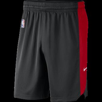 NIKE NBA CHICAGO BULLS PRACTICE SHORTS