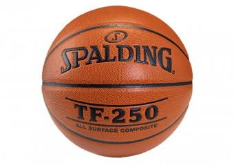 SPALDING TF-250 IN/OUT (SIZE 6) ORANGE