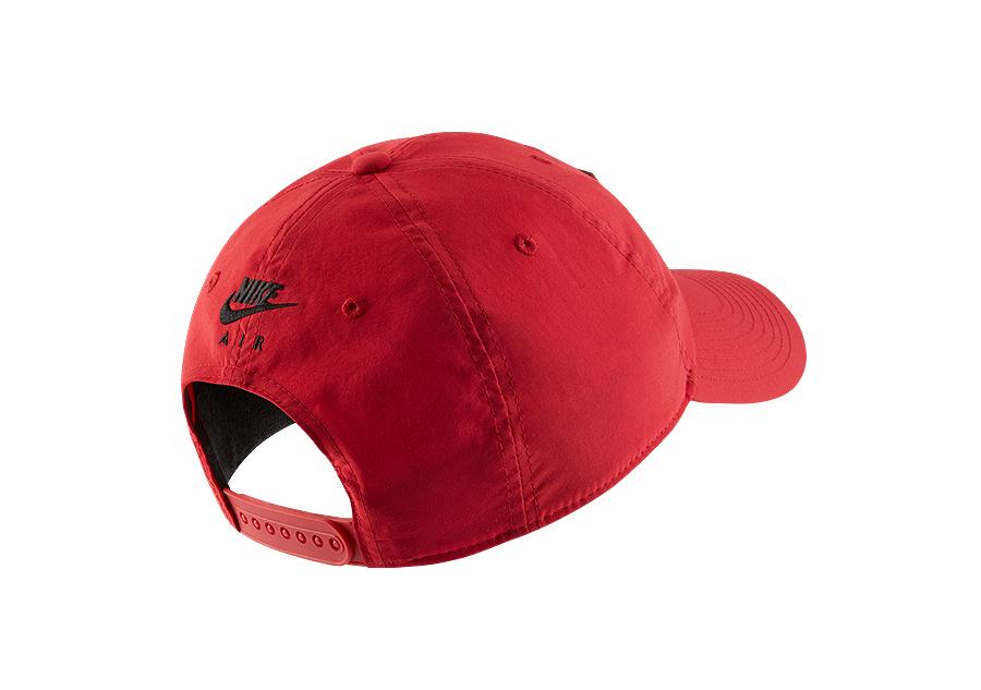 535a927788374 NIKE AIR JORDAN HERITAGE86 LEGACY FLIGHT HAT GYM RED price  29.00 ...