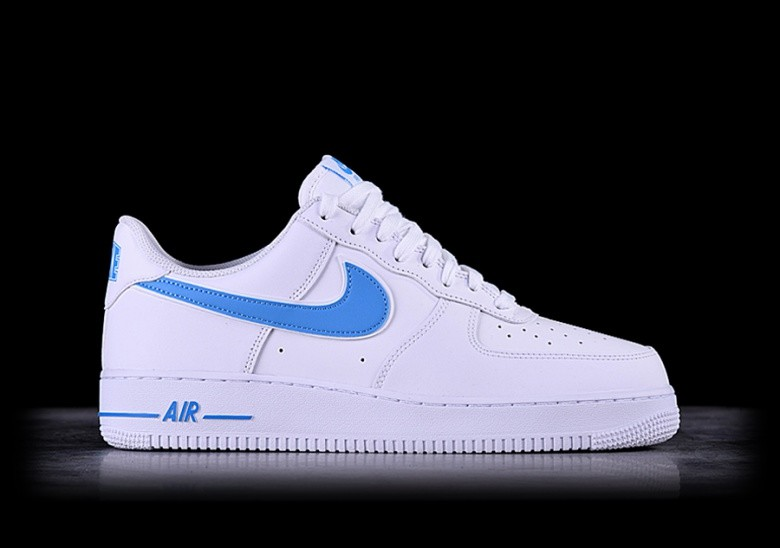 NIKE AIR FORCE 1 '07 3 UNIVERSITY BLUE price €87.50