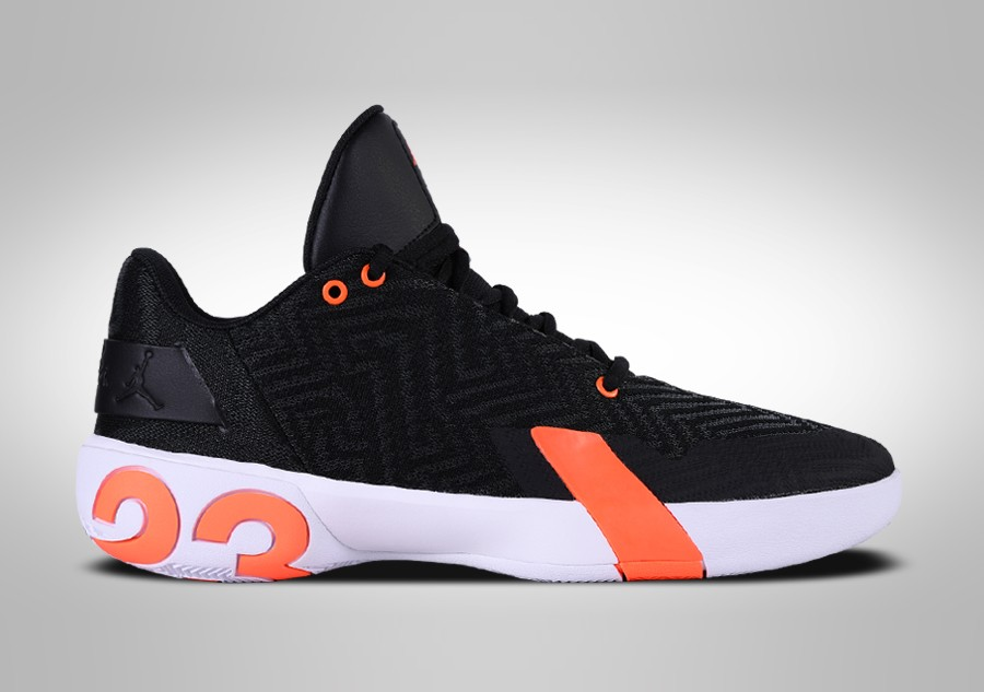 eee6f822d94 NIKE AIR JORDAN ULTRA.FLY 3 LOW BLACK ORANGE price €105.00 ...