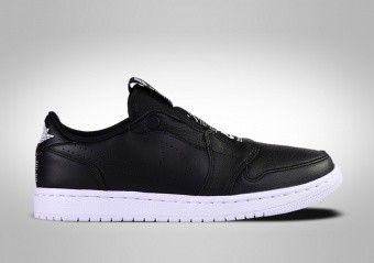 NIKE AIR JORDAN 1 RETRO LOW SLIP WMNS BLACK