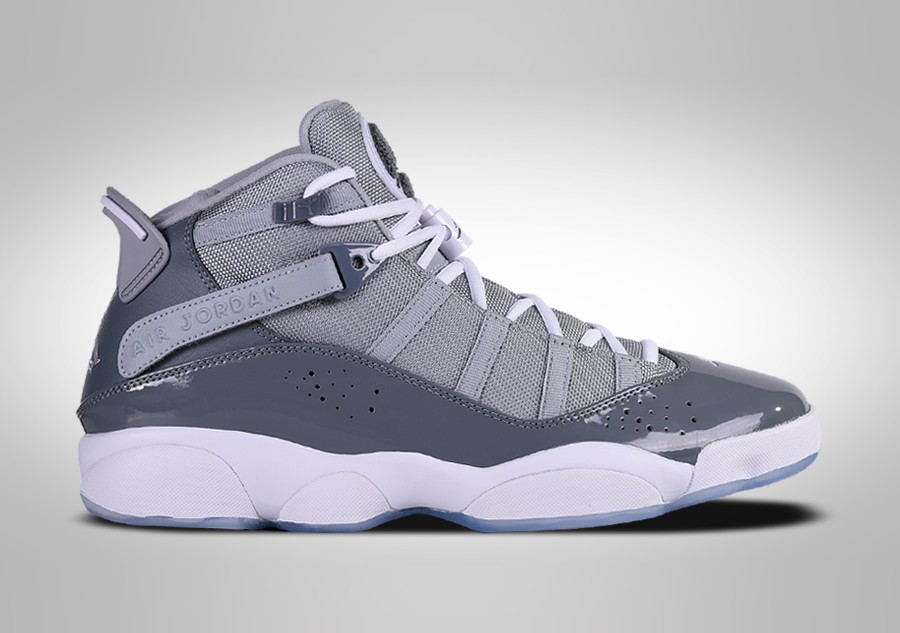 best service fbc33 cdda4 NIKE AIR JORDAN 6 RINGS COOL GREY price €115.00 | Basketzone.net