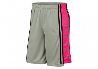 NIKE AIR JORDAN HBR BASKETBALL SHORTS SPRUCE FOG