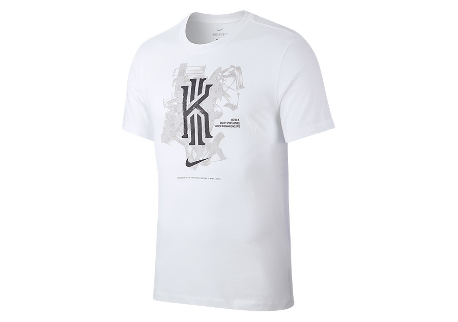 9943170c NIKE KYRIE IRVING ARTIST DRI-FIT TEE WHITE price €32.50 | Basketzone.net