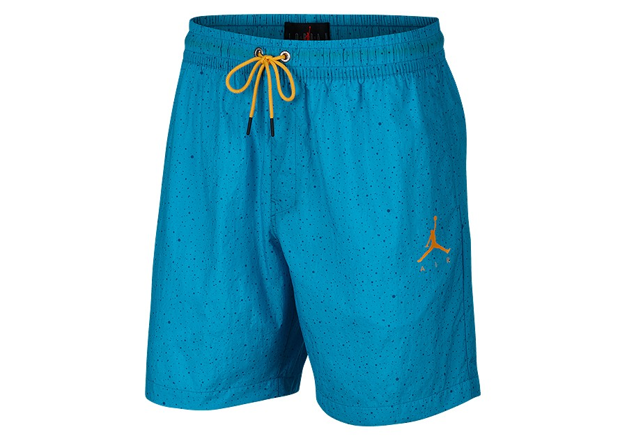 timeless design 874cb be7cc NIKE AIR JORDAN JUMPMAN CEMENT POOLSIDE SHORTS LIGHT BLUE FURY price €37.50    Basketzone.net