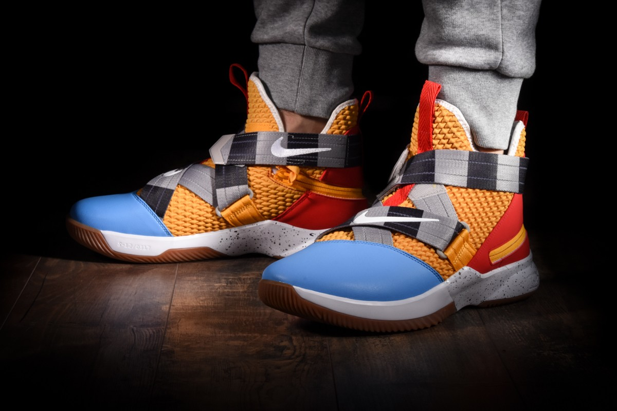 NIKE LEBRON SOLDIER 12 FLYEASE for £110
