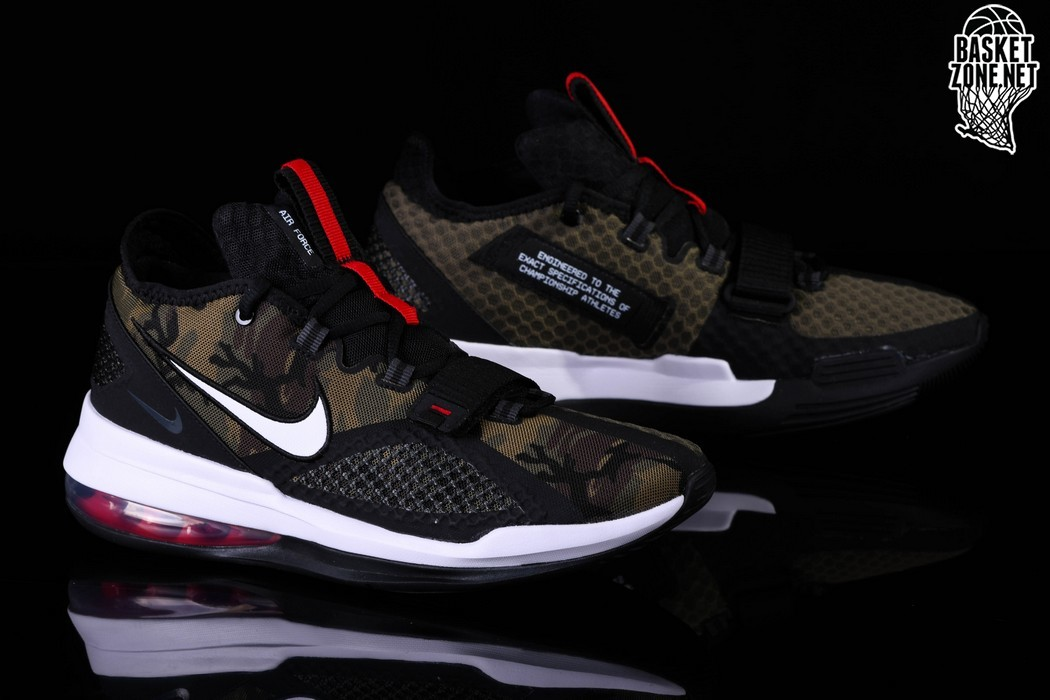 NIKE AIR FORCE MAX LOW CAMO pour €109,00 |