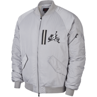 AIR JORDAN WINGS MA-1 JACKET ATMOSPHERE