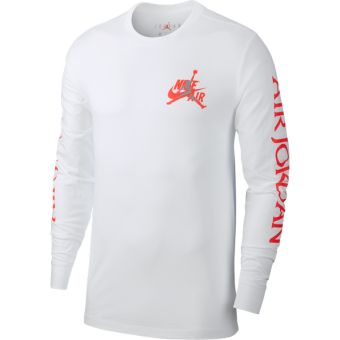 AIR JORDAN CLASSICS  LONG SLEEVE CREW TEE