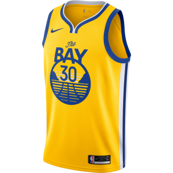 NIKE NBA STEPHEN CURRY WARRIOS STATEMENT EDITION TANK TOP