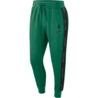 NIKE NBA BOSTON CELTICS COURTSIDE PANTS CLOVER