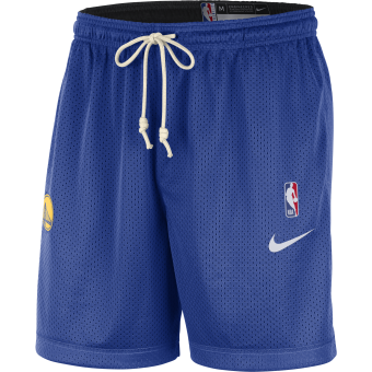 NIKE NBA GOLDEN STATE WARRIORS STANDARD ISSUE REVERSIBLE SHORTS
