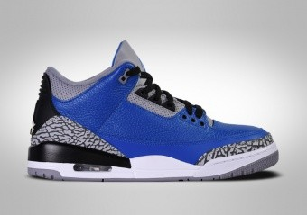 NIKE AIR JORDAN 3 RETRO ROYAL