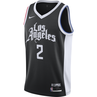 NIKE NBA LOS ANGELES CLIPPERS CITY EDITION SWINGMAN JERSEY