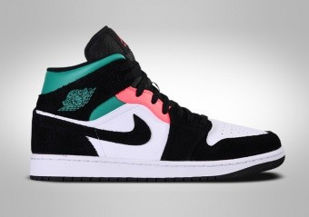 NIKE AIR JORDAN 1 RETRO MID SE SOUTH BEACH