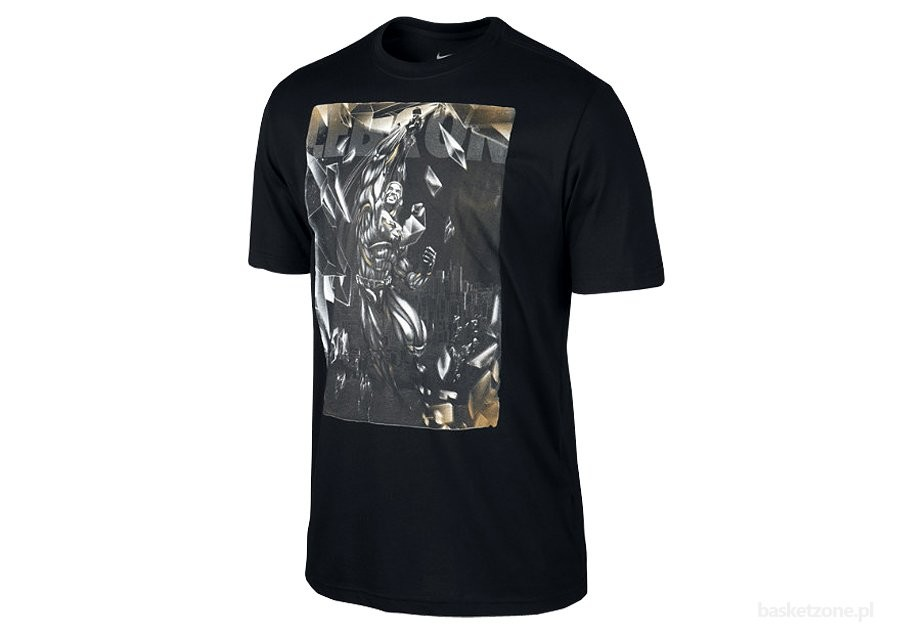 NIKE LEBRON IS CARBONADO TEE