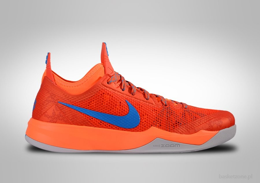 NIKE ZOOM CRUSADER OUTDOOR TEAM ORANGE JAMES HARDEN