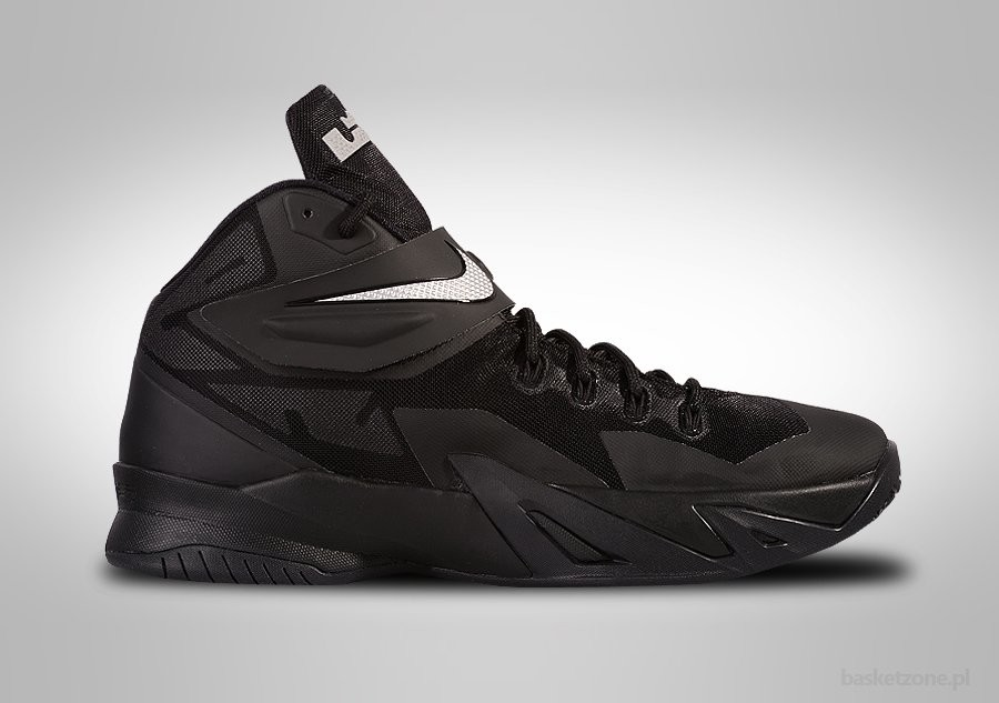 NIKE ZOOM SOLDIER VIII LEBRON BLACKOUT