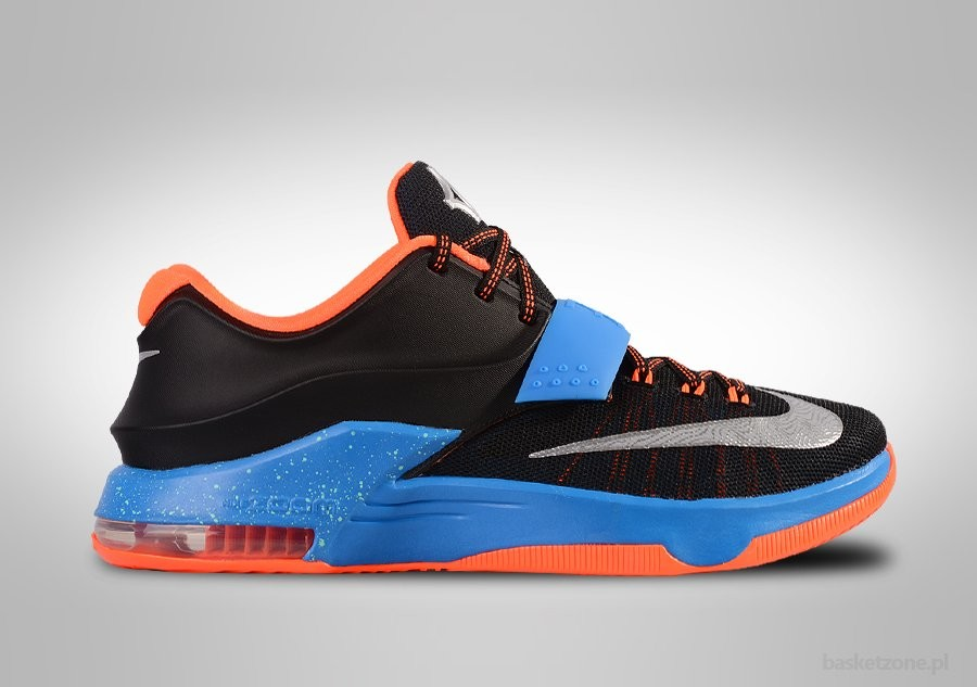 new style 9da26 7556c inexpensive kd 7 on the road 3470c 6e171  sweden nike kd vii okc thunder  away 0db0f 8fcbe